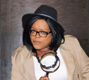 Stacey Cosden as The Detective