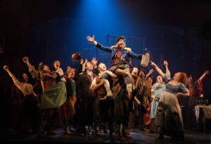 Gavin Lee and company in MASTER OF THE HOUSE