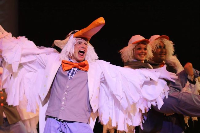 Gary Deiter as Scuttle the Seagull