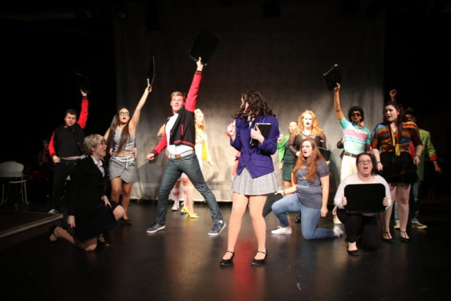Heathers at How Do You Like Me Now Productions - TheatreBloom