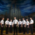 The Book of Mormon appearing live now at The John F. Kennedy Center for Performing Arts