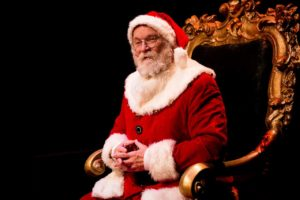 Robert Biedermann 125 as Santa Claus in Miracle on 34th Street