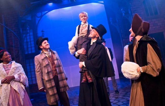 A Christmas Carol at Annapolis Shakespeare Company