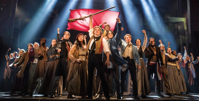 """One Day More"" featuring the cast of the National Tour of Les Misérables"