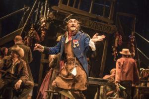 J. Anthony Crane as Thénardier in the National Tour of Les Misérables