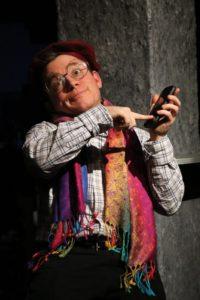 Matt Wetzel as Reggie in First Date