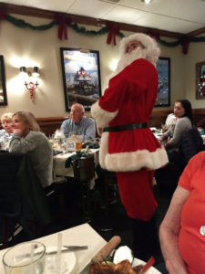 Talis Tighe as Santa Claus