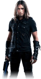 The Weapons Master: Ben Blaque