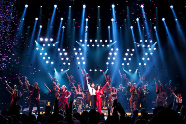Company of the National Tour- On Your Feet!