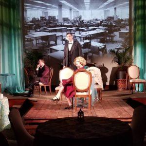 The cast of Trouble in Tahiti at Stillpointe Theatre