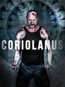 John Stange as Coriolanus