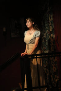 Katrina Jackson as Deidre McDavey in I Hate Hamlet