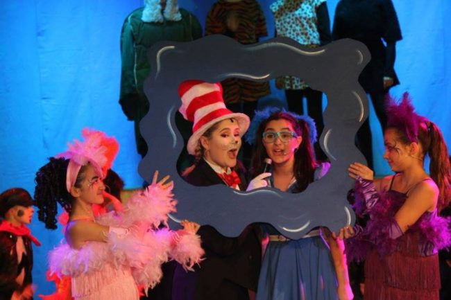Seussical Jr. at Children's Playhouse of Maryland