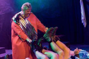 Bobbie Mahoney as King Herod