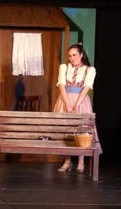 Kristin Miller as Ado Annie in Oklahoma!