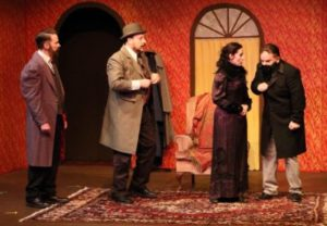 Ken Ludwig's Baskerville: A Sherlock Holmes Mystery at the Greenbelt Arts Center