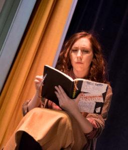 Nicki Seibert as Agnes in She Kills Monsters