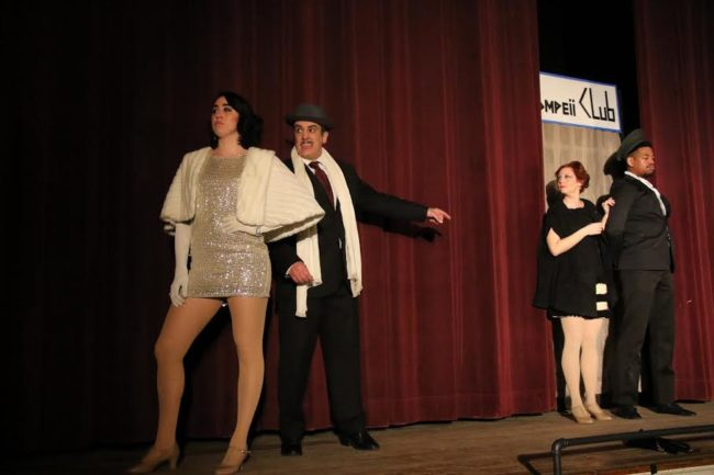 Sweet Charity, now playing at The Heritage Players