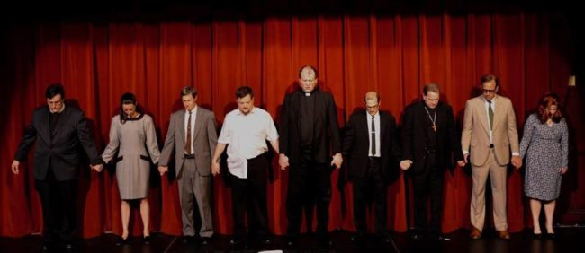 The Trial of The Catonsville Nine at Salem Players