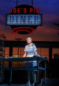 Desi Oakley as Jenna in Waitress