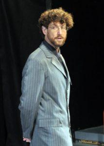 Joshua Engel as Shylock in The Merchant of Venice