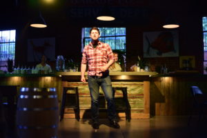 Matt Hirsh as Michael in Murder Ballad