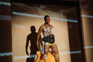 Tim German as Chad Deity