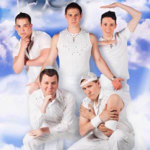The Altar Boyz of Annapolis Summer Garden Theatre