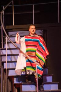 Michael Parks as Juan in Altar Boyz