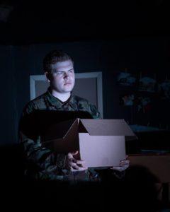 Anson Berns as Ronnie Shaughnessy