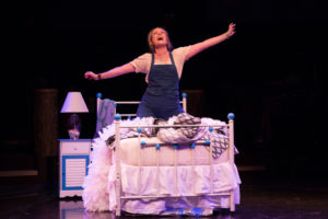 Heather Marie Beck as Donna Sheridan in Mamma Mia!