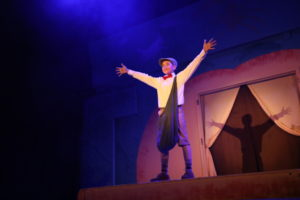 Brandon Goldman as James in James & The Giant Peach