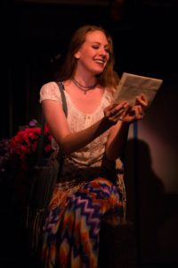 Maggie Dransfield as Sophie Sheridan in Mamma Mia!