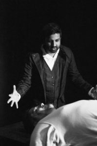 Andy De as Viktor Frankenstein