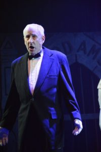 Dave Guy as Lurch in The Addams Family
