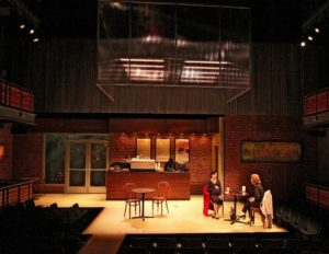 The company of Gloria at Woolly Mammoth Theatre Company