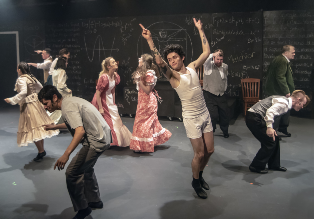 Wolf Pack Theatre Company's Spring Awakening