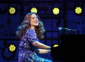 Sarah Bockel as Carole King in Beautiful