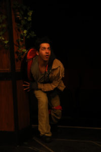 Luis Matty Montes in Songs For A New World