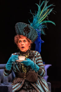 Bruce Randolph Nelson as Lady Bracknell. Photo Credit: ClintonBPhotography