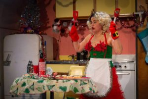 Lisa Burl as Cindy-Lou Who. Photo by Joe Williams
