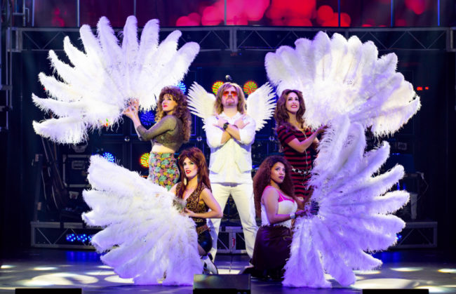 ROCK OF AGES National Tour Photo: Jeremy Daniel