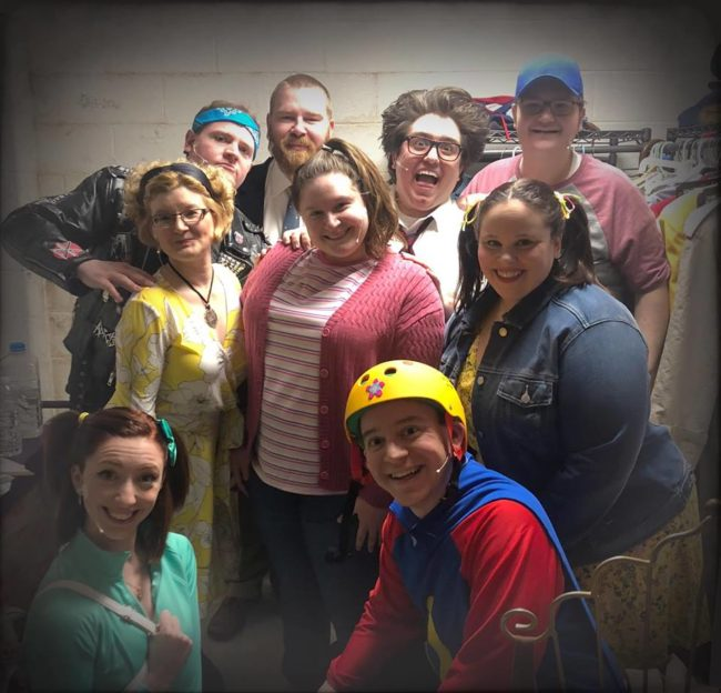 The Company of ASoB's 25th Annual Putnam County Spelling Bee