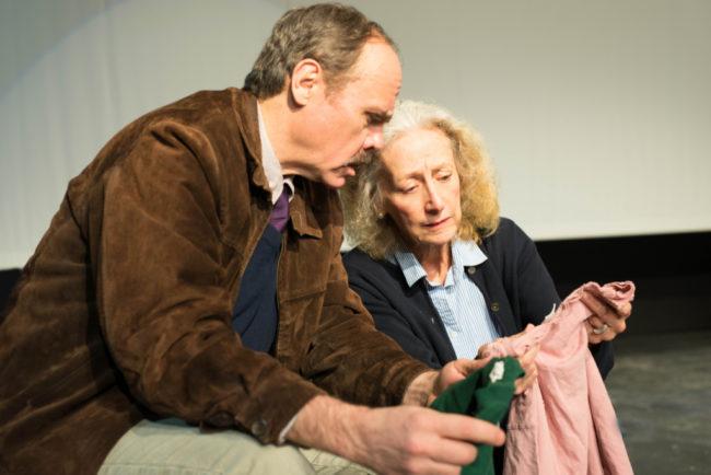 Bill Livingston (Bill Bodie) and Madeline Livingston (Dianne Hood)