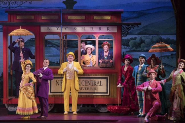 Hello, Dolly! National Tour Company. Photo: Julieta Cervantes