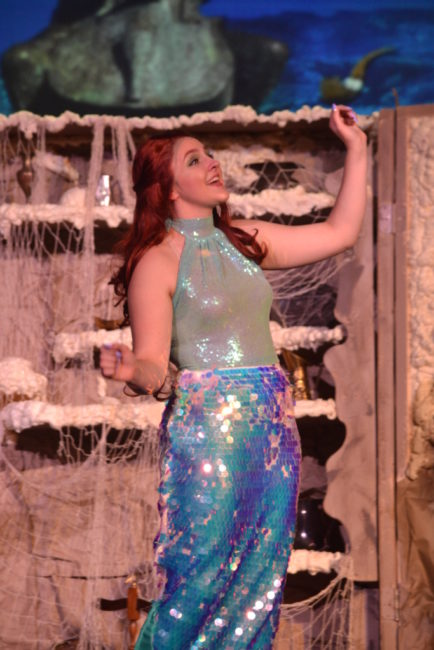 Amy Haynes Rapnicki as Ursula