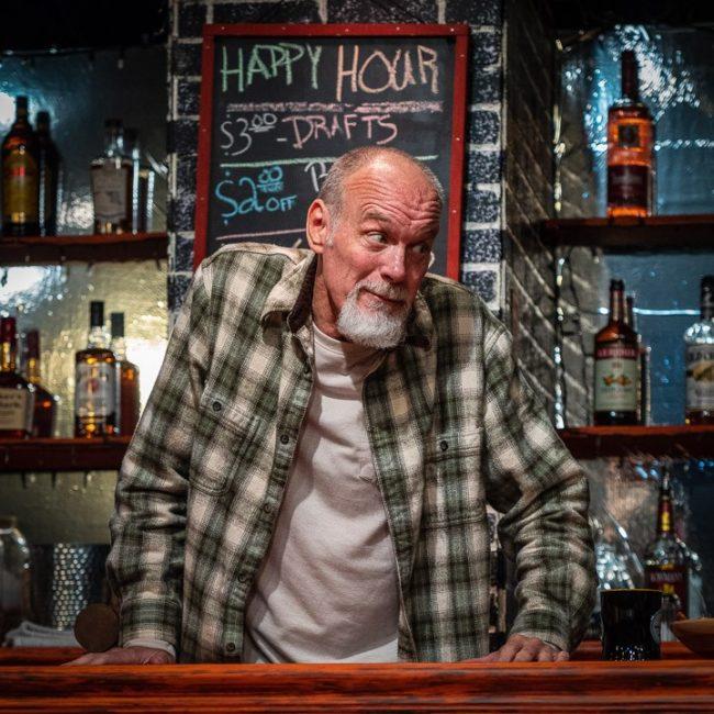 Tim Seltzer as Stan in Sweat. Photo: Joe Williams