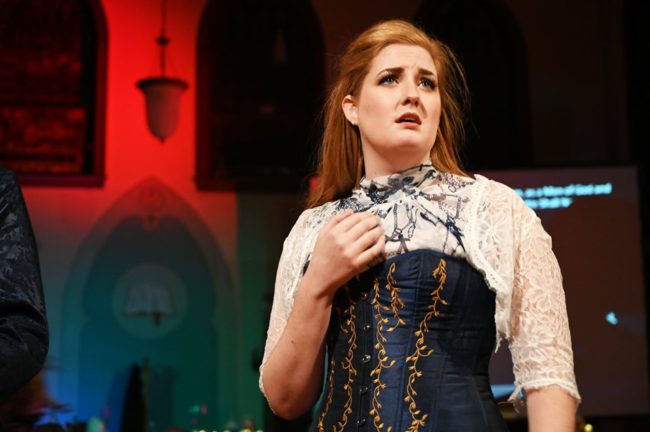 Kylie Smith as Emma in Jekyll & Hyde