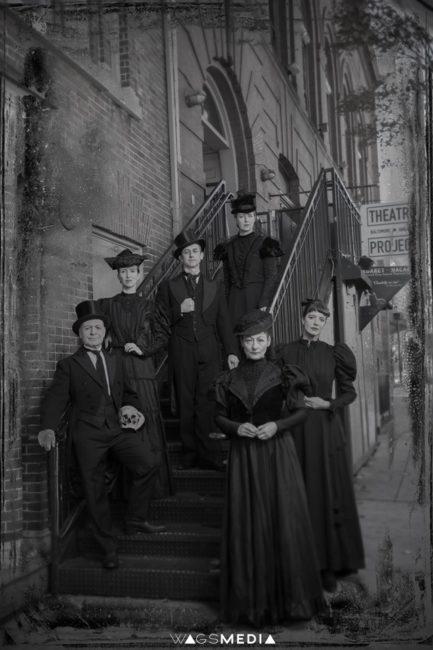 Happenstance Theatre's Cabaret Macabre 2019. Photo: WAGS Media