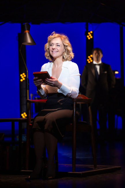 Rachel Bay Jones in Next to Normal. Photo by Jeremy Daniel.